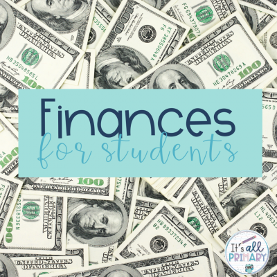 Teach Your Primary Students Finances