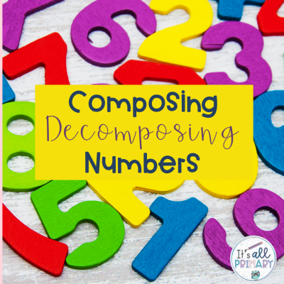 What is Composing And Decomposing Numbers